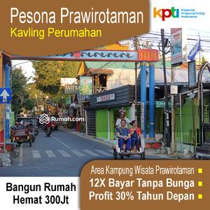 Dijual - STRATEGIS: Kavling Area Wisata Malioboro Yogyakarta, Diskon 25%