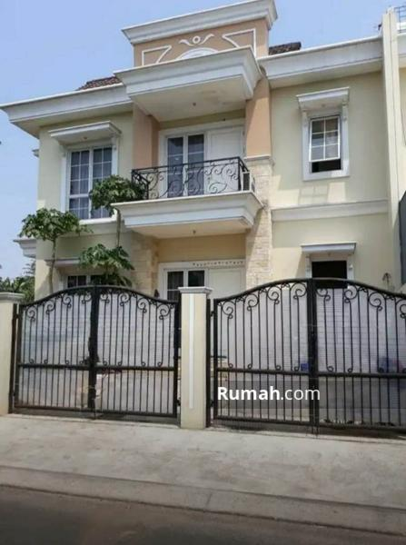 Rumah siap huni 2 lantai luas 12x16 192m type 4+1KT Royal Residence Jakarta Timur #99986749