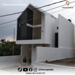 Dijual Rumah baru di jatihandap 3 km dr jl. phh mustofa siap huni