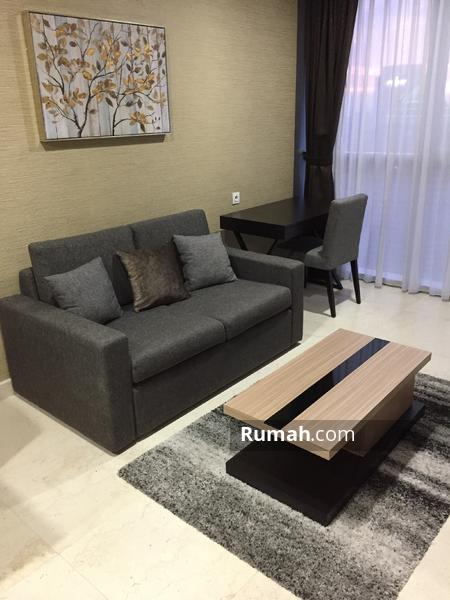 Ciputra World 2 Jakarta 1 Bedroom For Rent #100063415