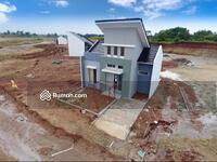 Dijual - Rumah strategis di modernland cilejit, akses transportasi mudah, bebas banjir, dekat kawasan Bsd