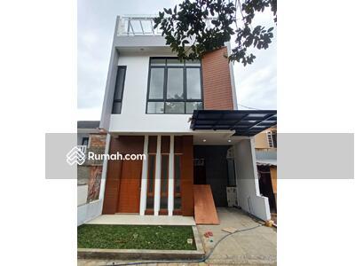 Dijual - Rumah Murah DP 0% Strategis Dekat MRT Lebak Bulus, Perumahan Pesona Azalea Cirendeu Pinggir Jalan Ra