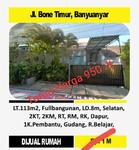 Rumah Full Furnished Banyuanyar