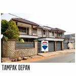 Jual Rumah Besar Pinggir Jalan Perumnas Klender Jakarta Timur