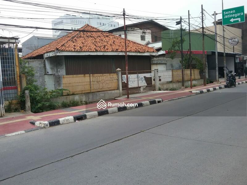 Jual Rumah hitung tanah lokasi PUSAT BISNIS KEMAYORAN #100393771