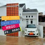 Rumah murah siap huni Kalisari Pasar Rebo 10 menit ke Tol Jatiwarna