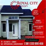 RUMAH SUBSIDI MURAH PUSAT KOTA JEMBER ROYAL CITY ICON KALIWATES