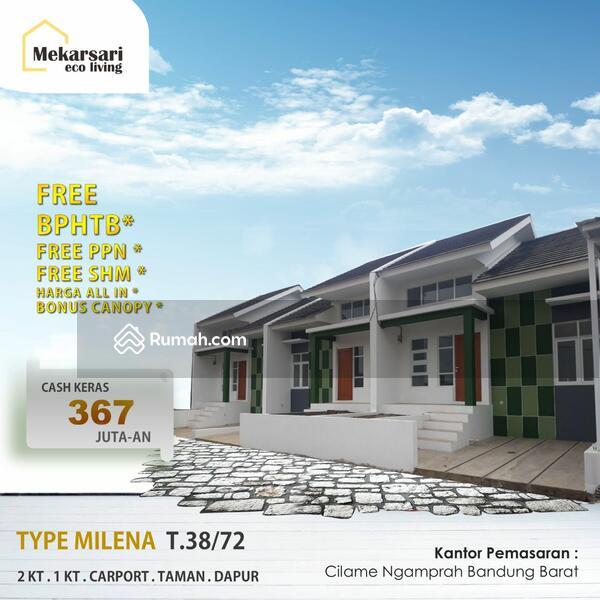 Dijual rumah mewah murah di Bandung Barat #100542653