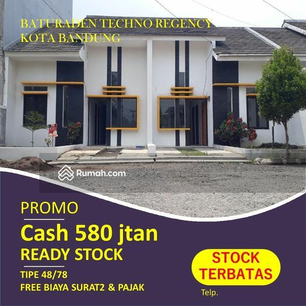 Dijual rumah  ready stok di Baturaden Techno Regency Bandung #100579557