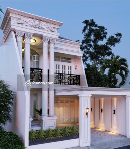 Rumah 2 lantai Jagakarsa 10 Menit Tol Brigif Kolam renang pribadi di kawasan asri #107606881