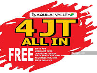 Dijual - Aquila Valley