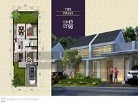 Dijual - Queen Park Residence rumah pertama di Krian dg sistem Smart Home