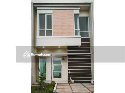 Dijual - Rumah gaya villa harga murah dekat stasiun cisauk