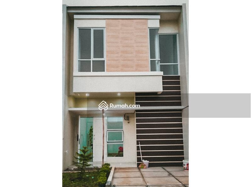 Jual rumah dekat stasiun harga murah 2 lantai samping mall aeon bsd #105805441