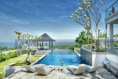 Dijual - Villa terbaik sangat Luxuary dengan view laut di Ungasan-Jimbaran, Bali