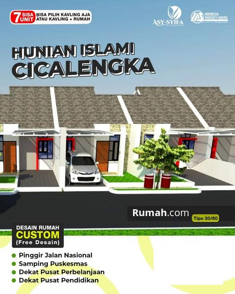 Rumah *ASY-SYIFA* Baru Murah Minimalis di Warung Lahang Nagrog, Cicalengka Bandung Timur Jual Dijual #106421703