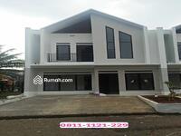 Dijual - Rumah 2 Lantai Depok Dekat Jalan Raya, LRT Cimanggis, Pintu Tol, Gratis Biaya-Biaya