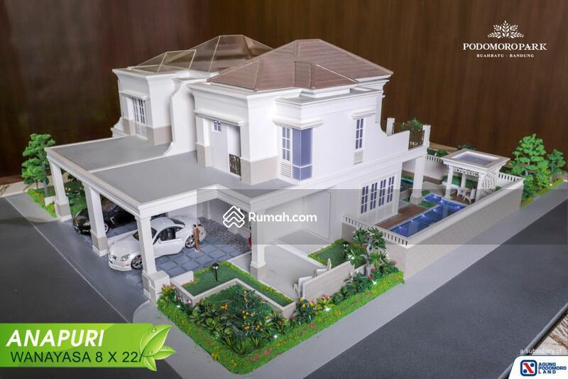 Dijual Rumah Baru Mewah di Podomoro Park Bandung #101086961
