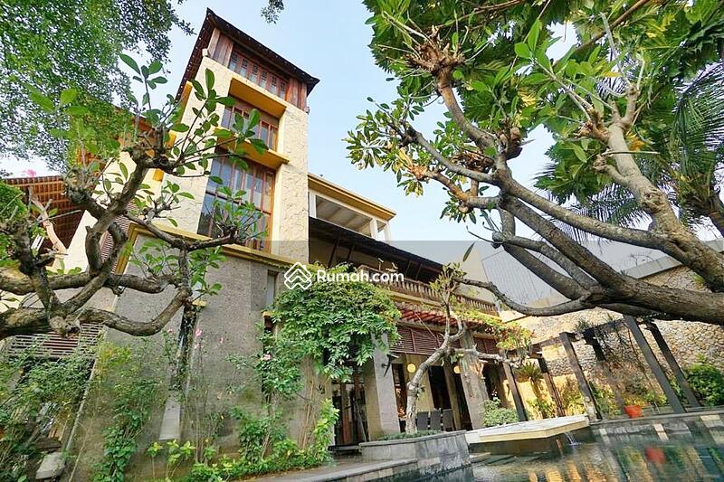 Nice House!! Rumah Mewah Di Pondok Indah Ada Bestment Private Pool #101980757