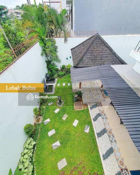 Rumah Di Lebak Bulus Siap Huni Dalam Townhouse Private Pool #105228545