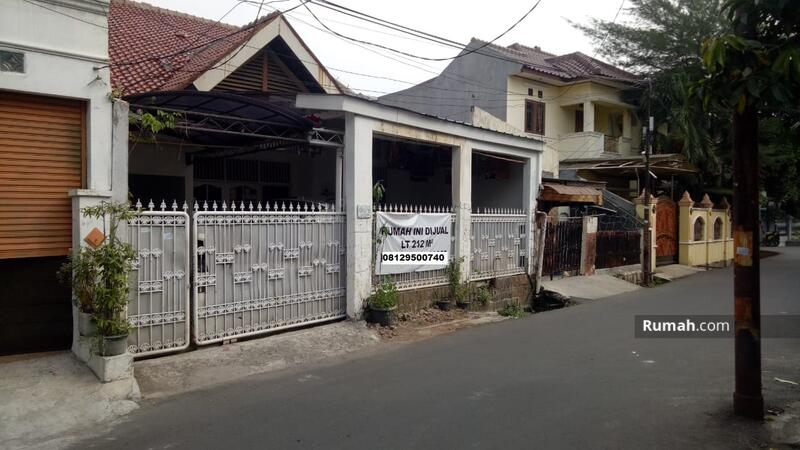 rumah pribadi siap huni terawat dkt kantor BPKP dan BEA CUKAI #101208121