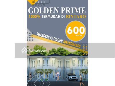 Dijual - PROMO AKHIR TAHUN Golden Prime Bintaro Cashback Hingga 40jt