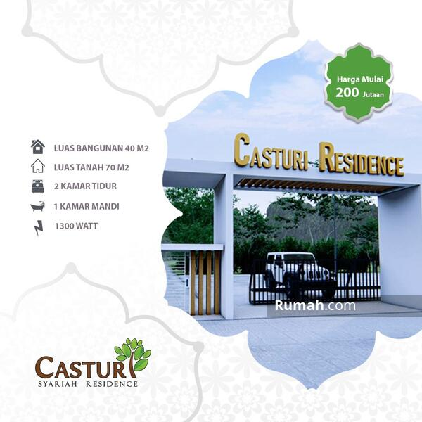 Casturi residence syariah #101228835