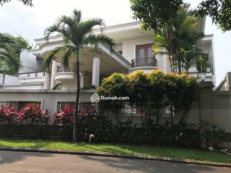Disewakan rumah mewah besar elit murah di pondok indah kebayoran lama jakarta selatan #101318933