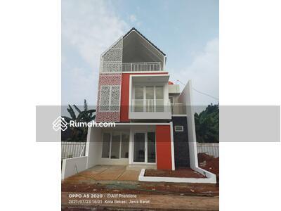 Dijual - Promo Rumah 2 Lantai Cluster Exclusive Alif Premiere Pondok Gede Lokasi Premium Di Timur Jakarta