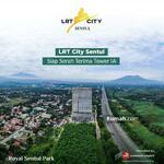 Apartemen LRT CITY SENTUL Royal Sentul Park Murah tapi Mewah