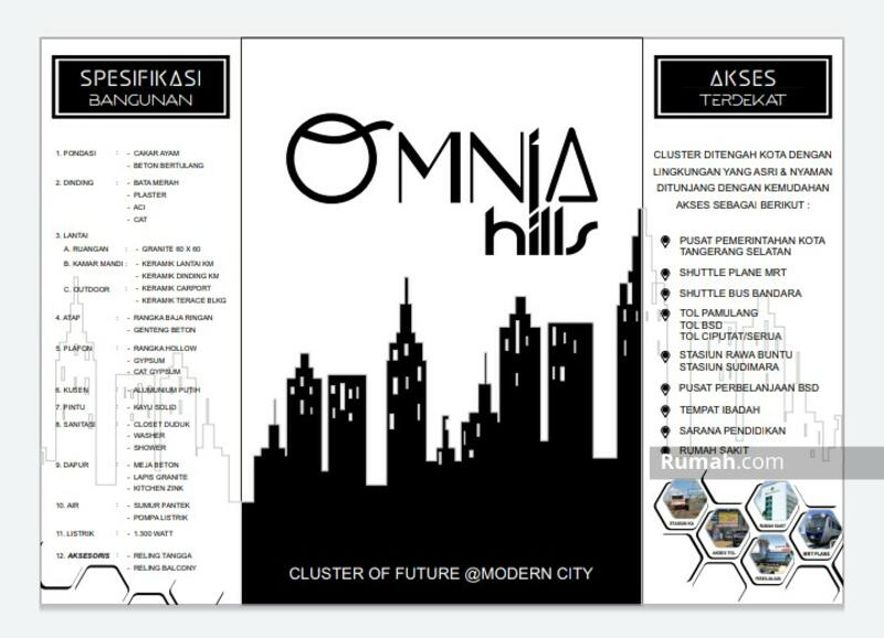 cluster omnia hills #101383541