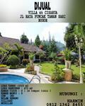 Villa 46 Cisarua Kondisi Bagus Terawat Dan Strategis Dekat Keberbagai Lokasi Rekreasi