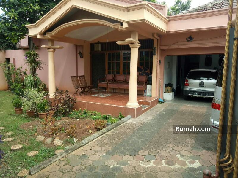 Jual rumah di Kayu Putih, Jakarta Timur #101385493