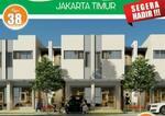 Rumah cluster strategis dkt ke Cawang Halim di Pinang Ranti Jakarta Timur - etty
