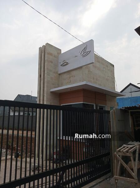 Rumah cluster strategis minimalis murah dkt LRT di Pinang Ranti Halim Jakarta timur 08993334194