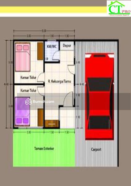 Rumah baru minimalis di cluster Cibiru 500 jt All in #101403293
