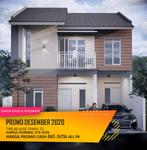 Rumah Tersisa 1 unit di Ngamprah Bandung dekat Padalarang Cash 465jt