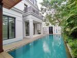 Brand New Dengan Konsep French Classic by Kyadd Architect di Kemang