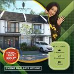 NEW HOUSE  rumah 2 lantai di Surabaya Barat Karangan Jaya Wiyung surabaya