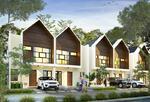 Rumah Villa 2 Lantai Murah 400jt an di Cipanas cianjur dekat istana presiden