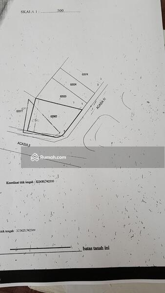 Budi Indah Kavling Dibawah Harga Pasar!! Jl. Acasia II, Setiabudi #101416129