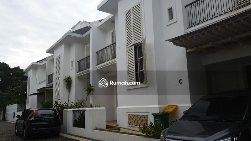 Dijual Rumah Kemang Barat uk 135,23m2 Best Price Siap Huni at Kemang Jakarta Selatan #101697087