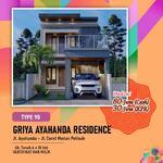 GRIYA AYAHANDA RESIDENCE Jl. Ceret, Sei Putih Tengah, Kec. Medan Petisah