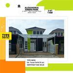 ALEXANDRIA GREEN PARK Jl. Pd. Surya Blk. VI, Helvetia Tim. , Kec. Medan Helvetia