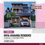 GRIYA AYAHANDA RESIDENCE Jl. Ceret, Sei Putih Tengah, Kec. Medan Petisah,