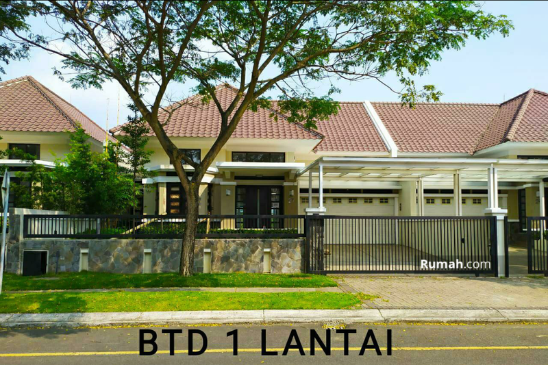 Ready stock rumah mewah di kota baru Parahyangan #106460279