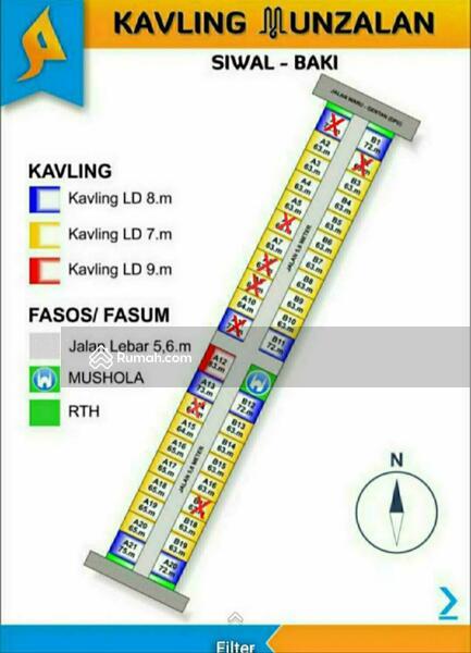 TirtaMaya Residence Solo Raya #101450959