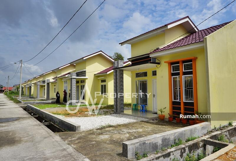 DIJUAL CEPAT PERUMAHAAN PERMATA RATU UNIT READY STOCK #101451217