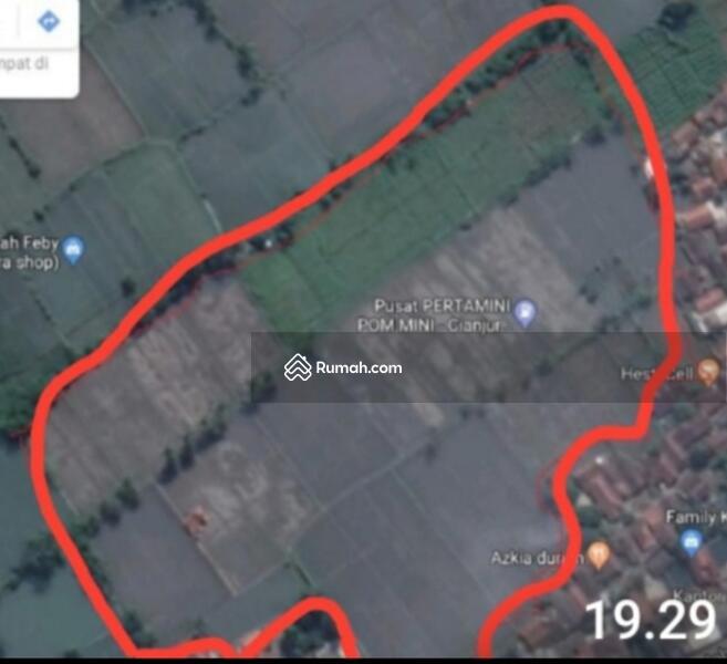 Dijual Sebidang Lahan Tanah di Karangtengah Cianjur Jawa Barat #101451525