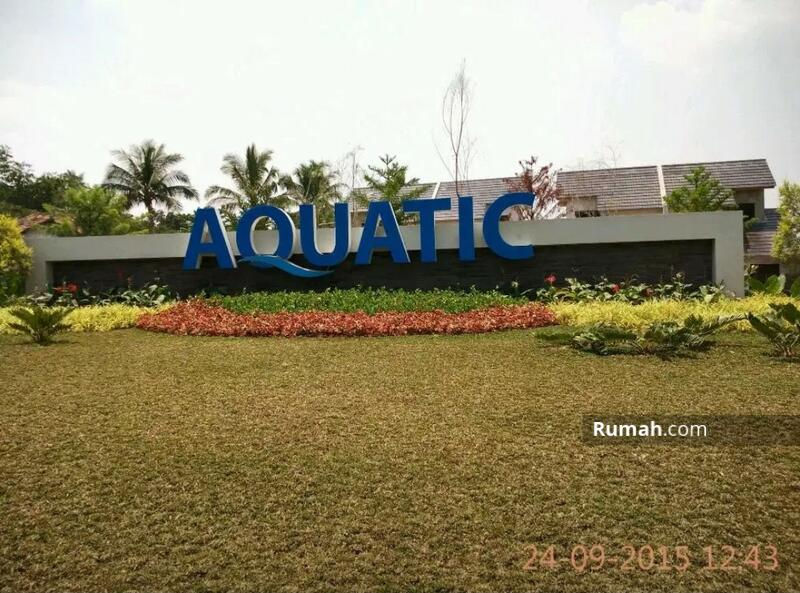 Dijual Rumah di Serpong lagoon type aquatic #101452365
